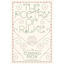 Poetry of Rilke by Rainer Maria Rilke, 9780374532710