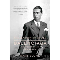 The Master of Us All by Mary Blume, 9780374534387