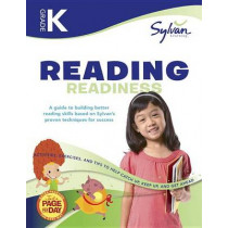 Kindergarten Reading Readiness Workbook: Activities, Exercises, and Tips to Help Catch Up, Keep Up, and Get Ahead by Sylvan Learning, 9780375430206