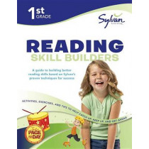 1st Grade Reading Skill Builders Workbook: Activities, Exercises, and Tips to Help Catch Up, Keep Up, and Get Ahead by Sylvan Learning, 9780375430237