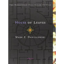 House of Leaves by Mark Z. Danielewski, 9780375703768