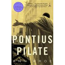 Pontius Pilate by Ann Wroe, 9780375753978