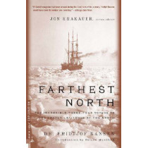 Mod Lib: Farthest North by Fridtjof Nansen, 9780375754722