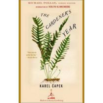 The Gardener's Year by Karel Capek, 9780375759482