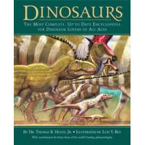 Dinosaurs by Dr. Thomas R. Holtz, Jnr., 9780375824197