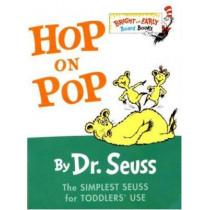 Hop on Pop by Dr Seuss, 9780375828379