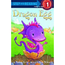 Dragon Egg: Step Into Reading 1 by Mallory Loehr, 9780375843501