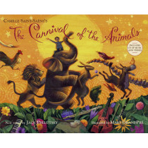 The Carnival Of The Animals by Jack Prelutsky, 9780375864582