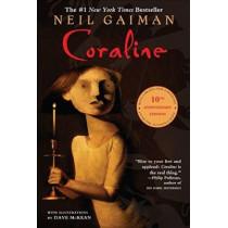 Coraline by Neil Gaiman, 9780380807345