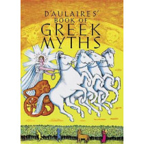 Ingri and Edgar Parin D'Aulaire's Book of Greek Myths by Ingri D'Aulaire, 9780385015837