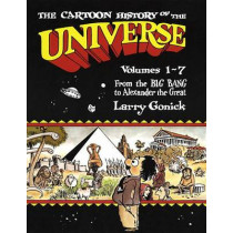 The Cartoon History of the Universe: Volumes 1-7 by Larry Gonick, 9780385265201