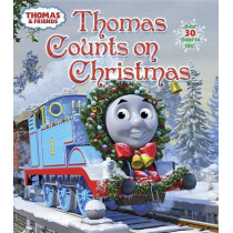 Thomas Counts on Christmas by Random House, 9780385373906