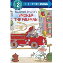 Richard Scarry's Smokey The Fireman Step Into Reading Lvl 2 by Richard Scarry, 9780385391405