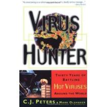 Virus Hunter by C. J. Peters, 9780385485586