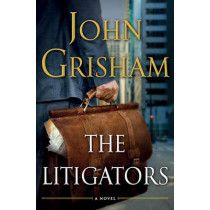 The Litigators by John Grisham, 9780385535137