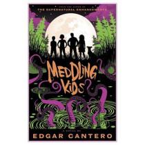 Meddling Kids by Edgar Cantero, 9780385541992