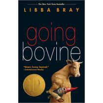 Going Bovine by Libba Bray, 9780385733984