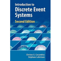 Introduction to Discrete Event Systems by Christos G. Cassandras, 9780387333328