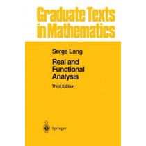 Real and Functional Analysis by Serge Lang, 9780387940014