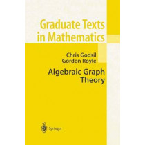 Algebraic Graph Theory by Chris Godsil, 9780387952208