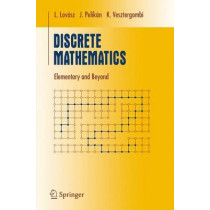 Discrete Mathematics: Elementary and Beyond by Laszlo Lovasz, 9780387955858