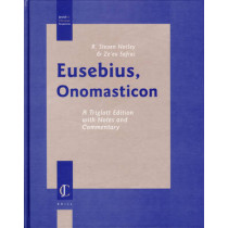 Eusebius, Onomasticon: A Triglott Edition with Notes and Commentary by R. Steven Notley, 9780391042179