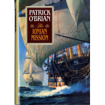The Ionian Mission by Patrick O'Brian, 9780393037081