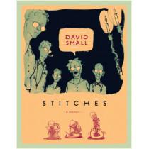 Stitches: A Memoir by David Small, 9780393068573