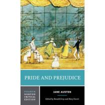 Pride and Prejudice by Jane Austen, 9780393264883