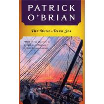 The Wine-Dark Sea by Patrick O'Brian, 9780393312447