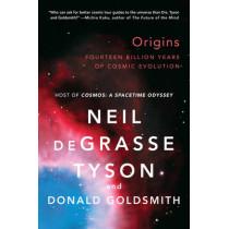Origins: Fourteen Billion Years of Cosmic Evolution by Neil deGrasse Tyson, 9780393350395