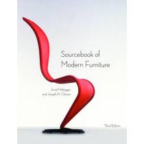 Sourcebook of Modern Furniture by Jerryll Habegger, 9780393731705