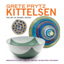 Grete Prytz Kittelsen: The Art of Enamel Design by Karianne Bjellas Gilje, 9780393733310