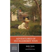 Adventures of Huckleberry Finn by Mark Twain, 9780393966404