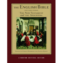 The English Bible, King James Version: The New Testament and The Apocrypha by Gerald Hammond, 9780393975079