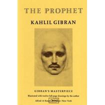 Prophet by K. Gibran, 9780394404288