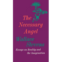 Necessary Angel by Wallace Stevens, 9780394702780