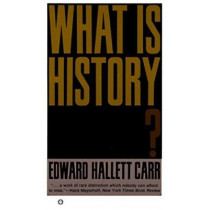 What is History? by Edward Hallett Carr, 9780394703916