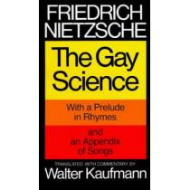 Gay Science by Friedrich Nietzsche, 9780394719856