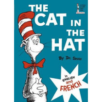 The Cat in the Hat: In English and French by Dr. Seuss, 9780394801711