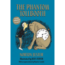 The Phantom Tollbooth by Norton Juster, 9780394820378