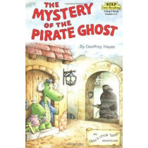 Step into Reading Mystery Pirate by Geoffrey Hayes, 9780394872209