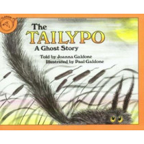 The Tailypo: A Ghost Story by Joanna Galdone, 9780395300848
