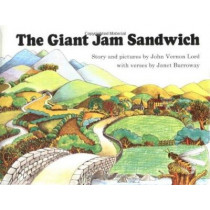 The Giant Jam Sandwich by John Vernon Lord, 9780395442371