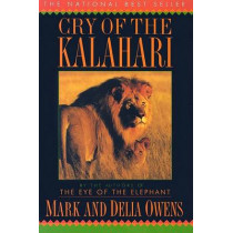 Cry of the Kalahari by Mark Owens, 9780395647806