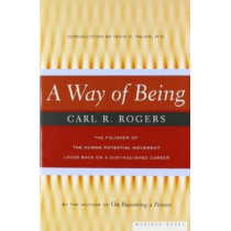Way of Being by Carl Rogers, 9780395755303