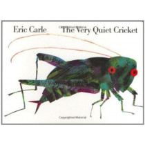 Very Quiet Cricket Board Book by Carle Eric, 9780399226847