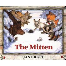 The Mitten by Jan Brett, 9780399231094