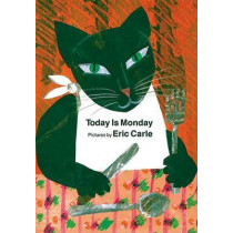 Today is Monday by Eric Carle, 9780399236051