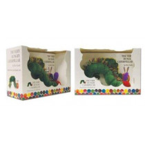 The Very Hungry Caterpillar Board Book and Plush by Eric Carle, 9780399242052